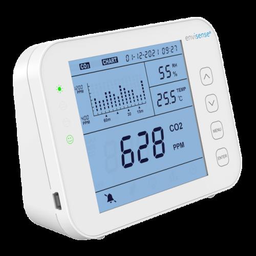 EnviSense CO2 meter right